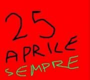 25 aprile logo