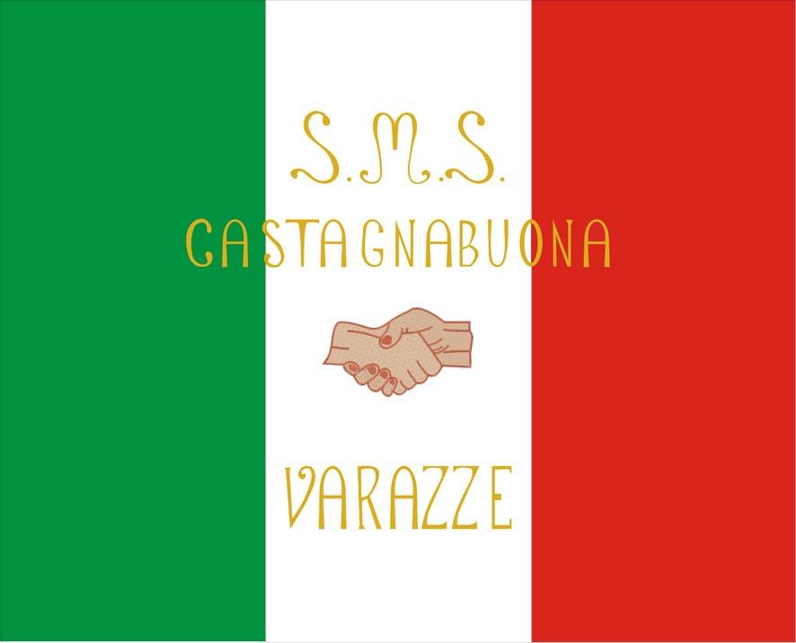 la bandiera CASTAGNABUONA