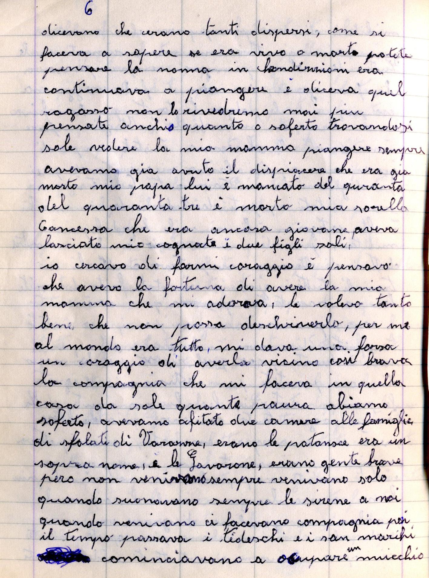 Quaderno nonna 10
