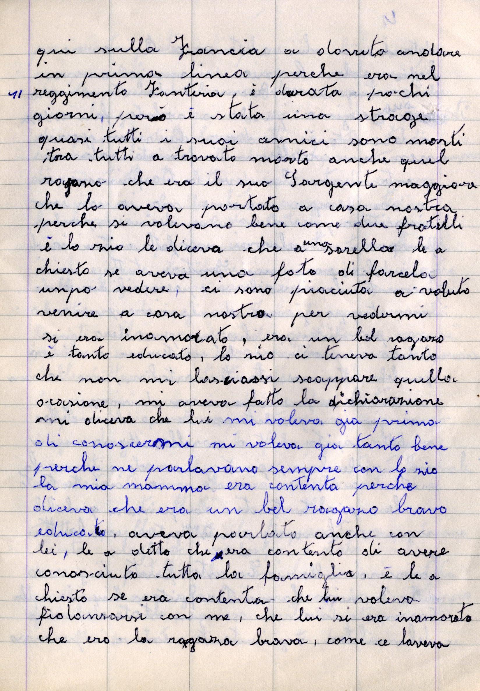 Quaderno nonna 5